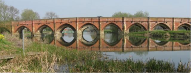 The Bridge at Great Barford