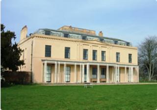 Moggerhanger House (rear)