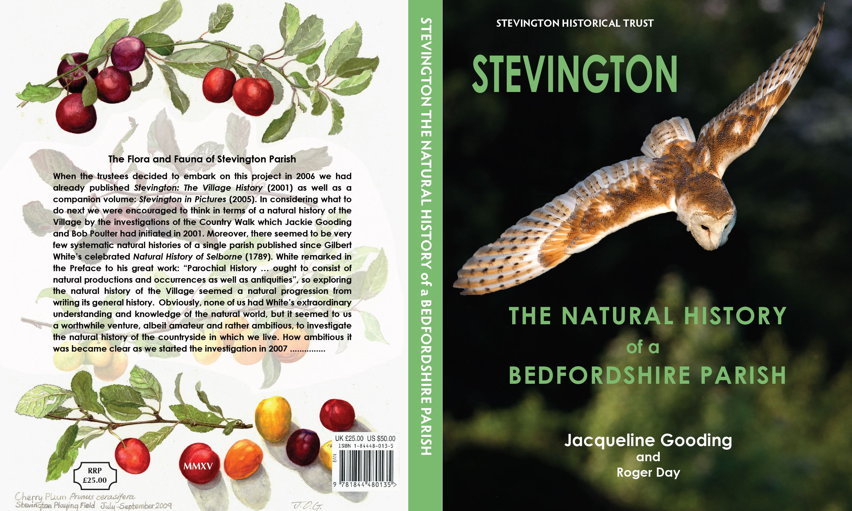 Stevington Book Cover SNH 1 Feb